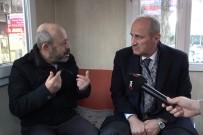 Ulaştırma ve Altyapı Bakanı - Ulaştırma Ve Altyapı Bakanı Turhan, Taksicilerle Nakliyecilerin Sorunlarını Dinledi