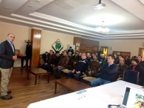 ORMAN İŞLETME MÜDÜRÜ - Yangın Gönüllülerine Eğitim