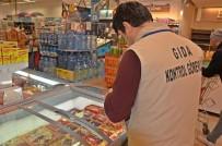 18 Gıda İşletmesine 297 Bin Lira Ceza Uygulandı