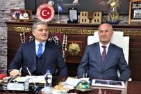 AHMET ÇAKıR - AK Parti Yerel Yönetimler Genel Başkan Yardımcısı Çakır'dan Tuşba Belediyesine Ziyaret
