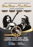 CEM KARACA - Anadolu Rockun Efsane İsimlerinden Barış Manço Ve Cem Karaca İçin Vefa Konseri
