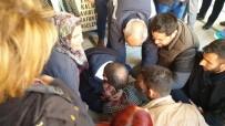 SİYASİ PARTİ - Ateşe Verilen Evde Hayatını Kaybeden Gamze'nin Annesi Cenazede Baygınlık Geçirdi