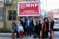 BESLENME ALIŞKANLIĞI - Avcı Açıklaması 'Adana İşsizlik Sorununun Baskısı Altında'