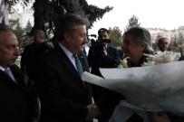 RESTORASYON - Bakan Yardımcısı Demircan'a Tarihi Çalışmalar Anlatıldı