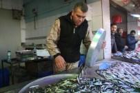ALıŞVERIŞ - Balık Azalınca Fiyatlar Yükseldi