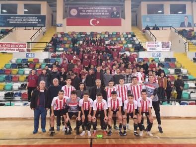 Balıkesir'de Futsal'ın Şampiyonu İMBK Oldu