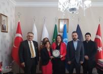 Başkan Atasoy Açıklaması 'Türkiye İle Ekvador Arasında Ekonomik İş Birliği Kararı Aldık'