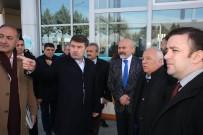 ŞEHİRLERARASI OTOBÜS - Başkan Evren Dinçer Açıklaması 'Şehirlerarası Otobüs Terminali Şehrin Aynasıdır'