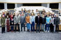 NECMETTİN ERBAKAN - Başkan Kavuş, Geleceğin Liderlerini Ağırladı