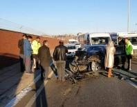 Bingöl'de Trafik Kazası