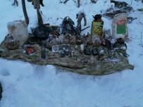 UZMAN JANDARMA - Bitlis'te Terör Örgütüne Ait 8 Sığınak Ve 4 Depo Bulundu