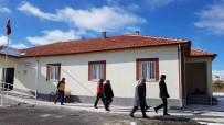 HASTANE - Büyük Toraman'a Sağlık Evi Yapıldı