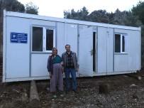 SOSYAL HİZMETLER - Büyükşehir'den İhtiyaç Sahiplere Konteyner Ev
