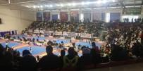 TAHA AKGÜL - Büyükşehir, Türkiye Açık Taekwando Turnuvası Kolları Sıvadı