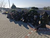 AFGANISTAN - Çanakkale'de 39 Mülteci Yakalandı