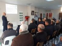 Çiftçilere Bilgilendirme Toplantısı