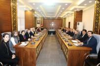 KAYMAKAMLIK - Cizre'de Bağımlılıkla Mücadele İlçe Koordinasyon Kurulu Toplantısı Yapıldı