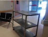 DEVLET HASTANESİ - Devlet hastanesindeki alarmın nedeni belli oldu!
