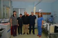 Doç. Dr İhsan Sami Uyar, 2 Yıldır Kırşehir'de Kalp Ameliyatları Yapıyor