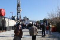 Efeler'de Belediye Ekipleri Şantiyedeki Çalışmaları Durdurdu