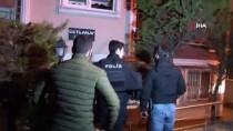 Elinde Silahla Balkona Çıkıp Ateş Eden Şahıs Yakalandı
