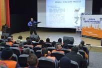 Emniyet'ten Belediye Personeline  Güvenlik Semineri