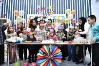 KOCABAŞ - Engelsiz Çocuk Evleri'nde Her Ay Doğum Günü Kutlaması Yapılıyor