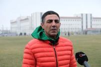 ESKIŞEHIRSPOR - Eskişehirspor Gençleriyle Hayata Dönmek İstiyor
