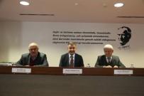 GÜMRÜK MÜDÜRÜ - ETSO'da 'Dış Ticaret İşlemleri, Gümrük Uygulamaları Ve Ticaretin Kolaylaştırılması' Toplantısı