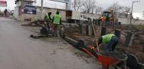 GEBZE BELEDİYESİ - Gebze'de Yol Yapım Çalışmaları Sürüyor İşleri