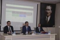 BELEDİYE BAŞKAN YARDIMCISI - Hakkari'de 'İl Koordinasyon Kurulu' Toplantısı