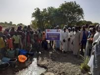 İhlas Vakfı, Çad'da Su Kuyusu Açarak Gönüllere Su Serpti