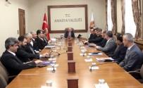 ALI YıLDıZ - İl Güvenlik Ve Asayiş Koordinasyon Toplantısı