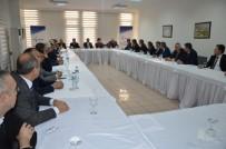 MİLLİ EĞİTİM MÜDÜRÜ - İl İstihdam Ve Mesleki Eğitim Kurulu Toplantısı