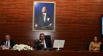 İl Koordinasyon Kurulu Vali Su Başkanlığında Toplandı