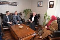 ALıŞVERIŞ - Iraklı Kadın Milletvekilleri, İş Birliği İçin Samsun'da