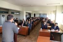 'İş Sağlığı Ve Güvenliği' Bilgilendirme Toplantısı Yapıldı
