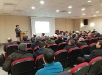 Kaman İlçesinde, 'Arpa, Buğday, Nohut Ve Yem Bitkileri' Yetiştiriciliği Paneli Düzenledi