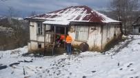 Kar Altında Erzak Yardımı