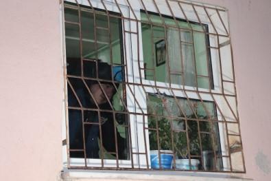 Karaman'da Bir Eve Silahla Ateş Edildi Açıklaması 1 Yaralı