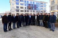 DERNEK BAŞKANI - 'Kentsel Gelişim Ve Dönüşüm' Projesi Tamamlandı
