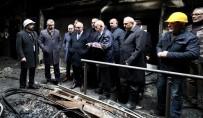 ALıŞVERIŞ - Kocaeli'deki AVM Yangınında Hasarın Boyutu Ortaya Çıktı