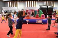 Konyaaltı Belediyesi Çocuk Festivaline Büyük İlgi
