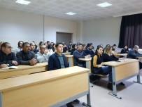 AKREDITASYON - Lapseki MYO'da Kalite Güvencesi Eğitimi Verildi
