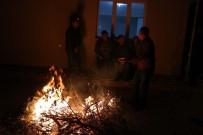 TELEVİZYON - Manisa'da Vatandaşların Deprem Nöbeti