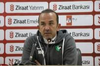 ZIRAAT TÜRKIYE KUPASı - Mehmet Özdilek Açıklaması 'Biz Kupada Eleneceksek Böyle Elenmeliydik'
