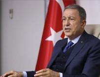 ZEYTIN DALı - Milli Savunma Bakanı Akar'dan Yunanistan açıklaması