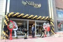 NIJERYA - Nillse Mobilya İstanbul'daki İlk Şubesini Açtı