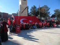 KURAN-ı KERIM - Öğrencilerden Hava Şehitliğine Ziyaret