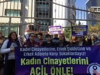 MÜDÜR YARDIMCISI - Öğretmen Kübra Aşkın Cinayeti Davasının Üçüncü Duruşması Yapıldı